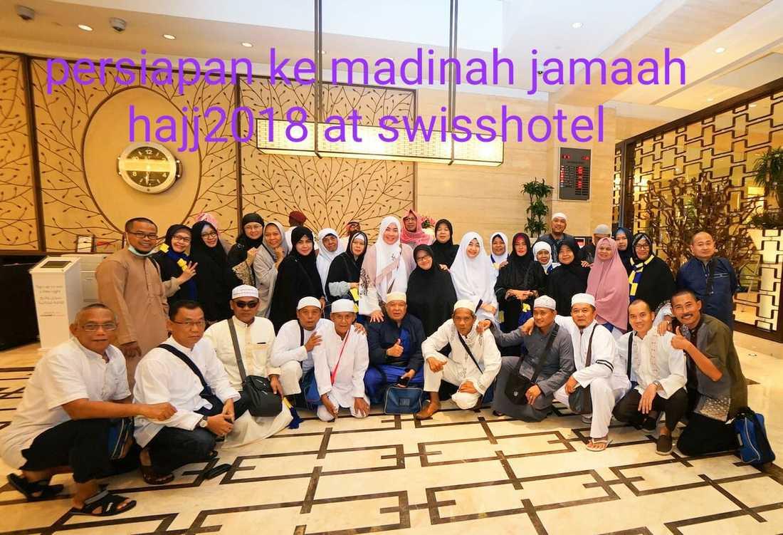 jamaah haji non kuota dakwah wisata